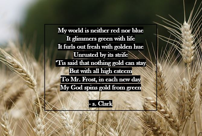 Gold from Green